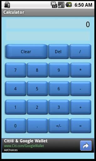 Basic Calculator