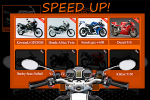 Screenshot of Motorbike Sounds Pro