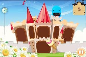Screenshot of Icecream Vs Monster