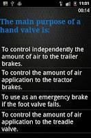Screenshot of Air Brake Endorsement ICBC