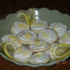 Lightly Lemon  Cookies