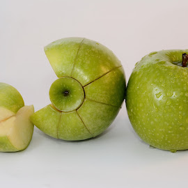 Green Apple by Sarath Sankar - Food & Drink Fruits & Vegetables