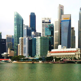 Waterfront by Koh Chip Whye - Buildings & Architecture Office Buildings & Hotels (  )