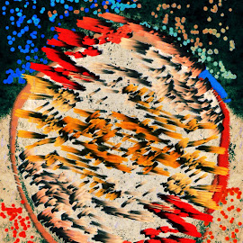 ETC... by Allen Crenshaw - Digital Art Abstract ( abstract, art, digital art, photography )