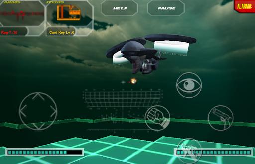 VR Tactic Mission HundredFires - screenshot