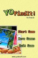 Screenshot of Yo Find It - Classic