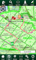 Screenshot of SityTrail France