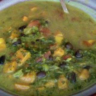 Beany Vegetable Soup