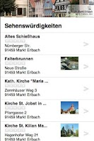 Screenshot of Markt-Erlbach