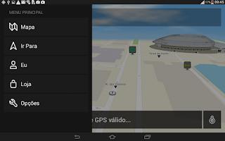 Screenshot of MEO Drive