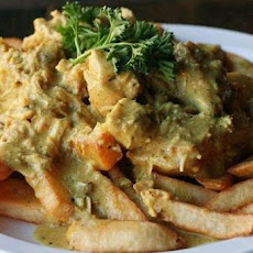 Chicken French Fry Casserole