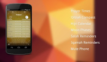 Screenshot of Salah Zone (Prayer Times)