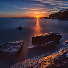 by Jari Johnsson - Landscapes Sunsets & Sunrises