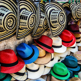 Hats by Matt Meyers - Artistic Objects Clothing & Accessories ( colombia, cartagena, vacation, equinox, cruise )