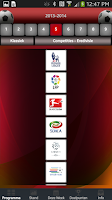 Screenshot of Eredivisie Voetbal
