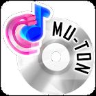 おもしろ着ボイスライブラリ3(MU-TON) icon