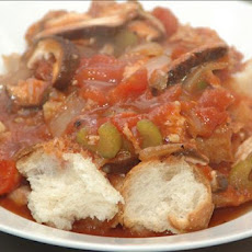 Easy French Chicken Stew