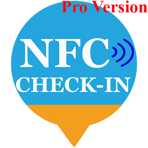 NFC Check-in Time Stamp Pro
