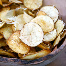 Manchego Potato Chip