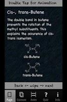 Screenshot of Organic Chemistry Visualized