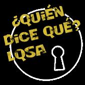 Game ¿Quién dice qué? LQSA version 2015 APK