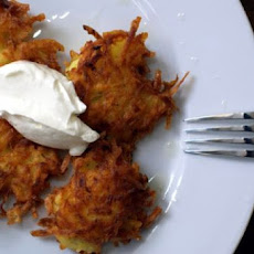 Stage Deli Potato Latkes