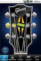 Screenshot of Gibson Learn & Master Guitar