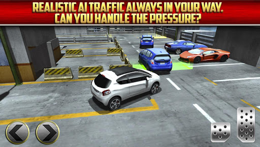 Multi Level Car Parking Games - screenshot
