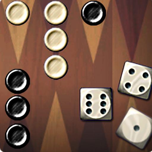 backgammon 紙牌 LOGO-阿達玩APP