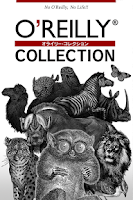 Screenshot of O'REILLY COLLECTION