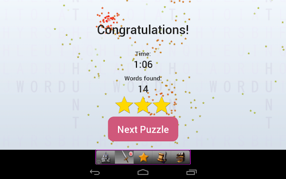 Word Hunt APK screenshot thumbnail 8