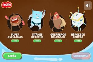 Screenshot of AVALANCHA SUPEREQUIPO NOCILLA