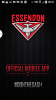 Screenshot of Essendon Official App