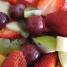 Orange, Strawberry and Kiwi Salad (Ww)