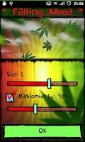 Screenshot of Falling Weed