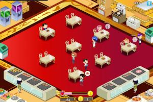 Screenshot of Buffet Dash Plus