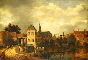 RIJKS: Balthasar van der Veen: painting 1659