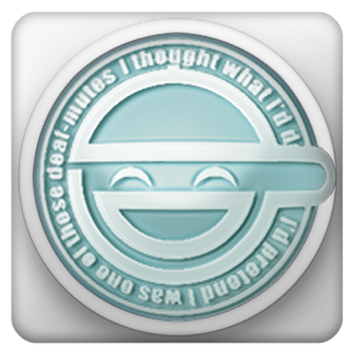 Laughing Man GO Launcher Theme LOGO-APP點子