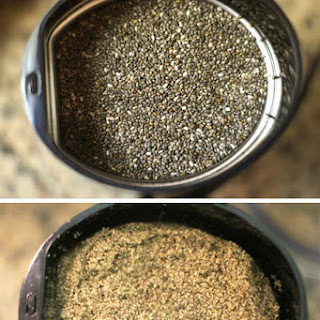 How To Make Flax Eggs (or Chia Eggs)