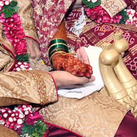 Hast Milap by Foram Nanani - Wedding Ceremony ( deepali, sameer, yy, kk, jj )