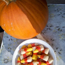 Vegan Candy Corn