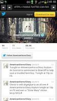 Screenshot of American Horror Story Fan App