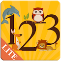 123 Counting Fun Lite icon