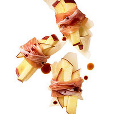 Apple & Prosciutto Rolls