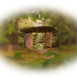 Thor's Gate by Ray Stevens - Nature Up Close Rock & Stone