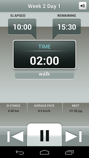 Half Marathon Trainer Pro - screenshot