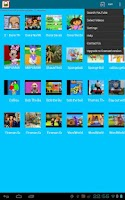 Screenshot of Kids Video Player For YouTube