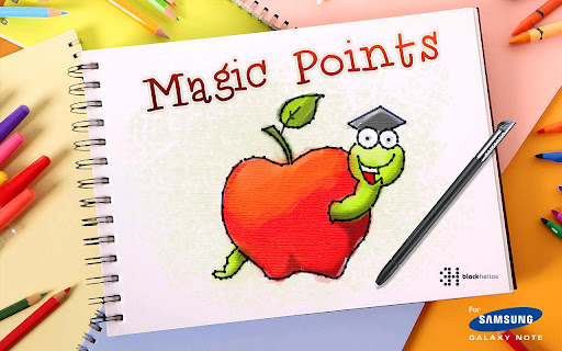 Magic Points Exclu Note 10.1