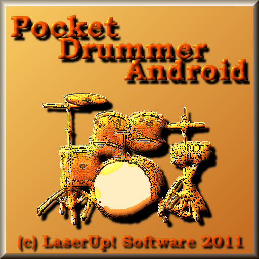 PocketDrummer Android 音樂 App LOGO-APP試玩