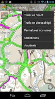 Screenshot of TrafficInfoGrabber
